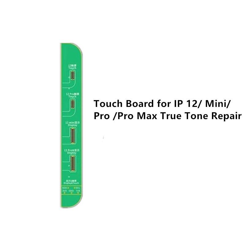 Плата JC V1S для ремонта iP 12 Pro max, инструмент для ремонта, осветительный прибор, настоящий тон, яркость, чтение, запись, программатор