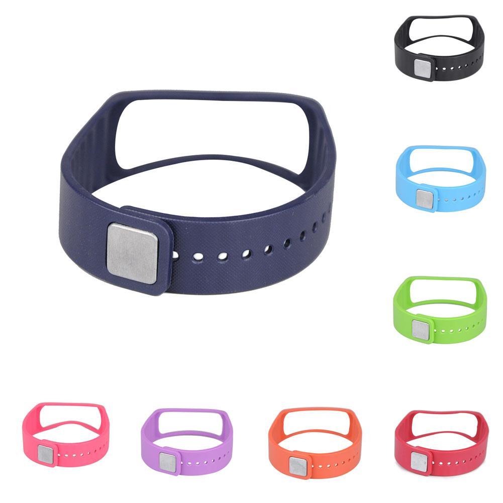 Reloj inteligente correa de muñeca de repuesto correa de muñeca broche pulsera correa de reloj para Samsung Galaxy Gear Fit R350