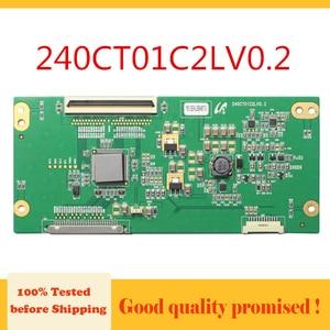 Tcon Board  240CT01C2LV0.2  Logic Board  240CT01C2LV0.2  Test Board TV Original Circuit Board