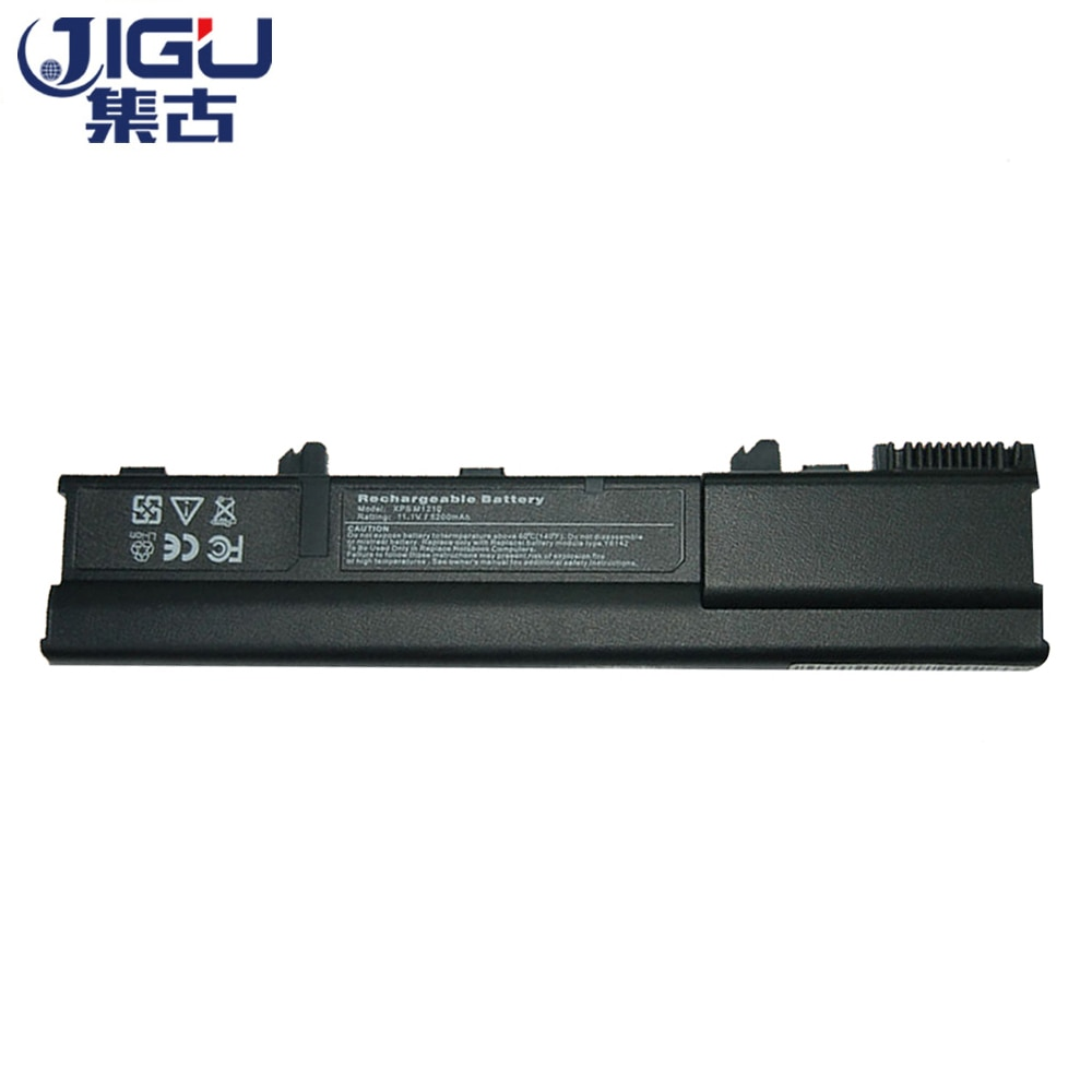 JIGU High capcity black 6 Cells laptop battery FOR DELL HF674 NF343 FOR Dell XPS M1210
