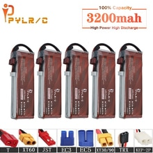 High Rate 11.1v 3200mAh Lipo Battery For RC Helicopter Parts 3s Lithium battery 11.1v 45C RC Cars Ai
