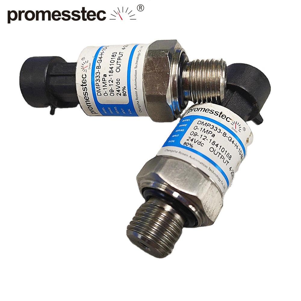 المياه النفط ضغط الهواء الارسال 12-36VDC 0-2000bar اختياري الفولاذ المقاوم للصدأ محول الضغط الاستشعار
