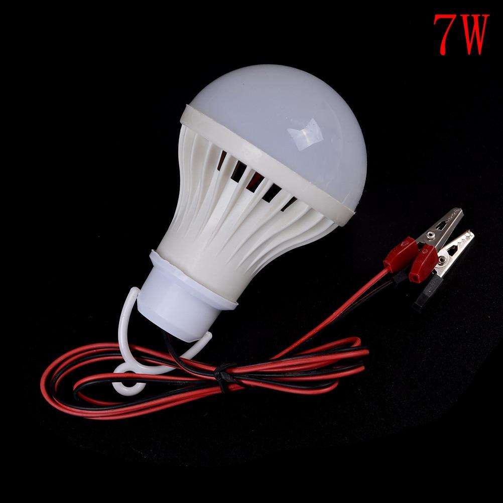 1 шт. практические светодиодный ламп, работающего на постоянном токе 12 В 3 Вт 5 Вт 7 Вт светодиодный потолочный светильник домашний Отдых Охот...