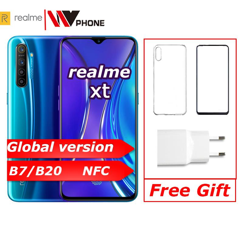 Перейти на Алиэкспресс и купить Смартфон Realme XT, 6+64ГБ