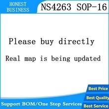 5 uds-10 uds/lote NS4263 4263 SOP-16 SOP16 en Stock