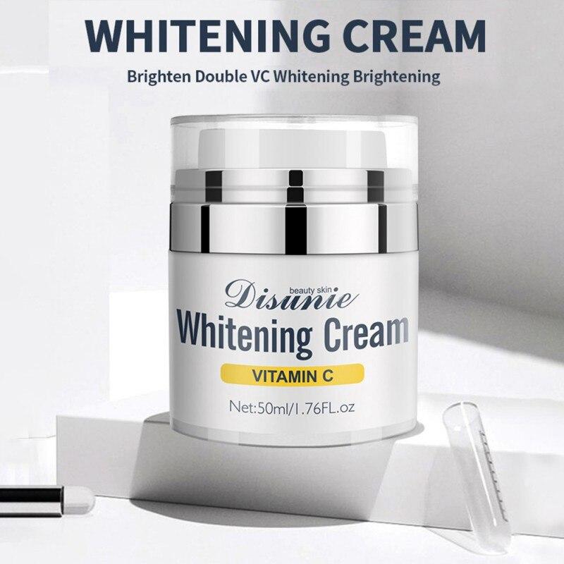 firming anti wrinkle and intensive moisturizing vitamin b12 bulb cream 100 ml korean skin care skin care products VITAMIN C And VITAMIN E Whitening Moisturizing Brighten Cream Repair Damaged Skin Anti-Wrinkle Face  Moisturizers Care Cream