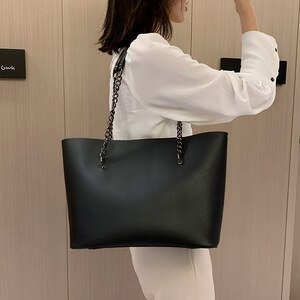 Luxury Brand Designer Shoulder Bags For Women PU Leather Messenger Bag Ladies High Capacity Tote Fashion Shoulder Bags