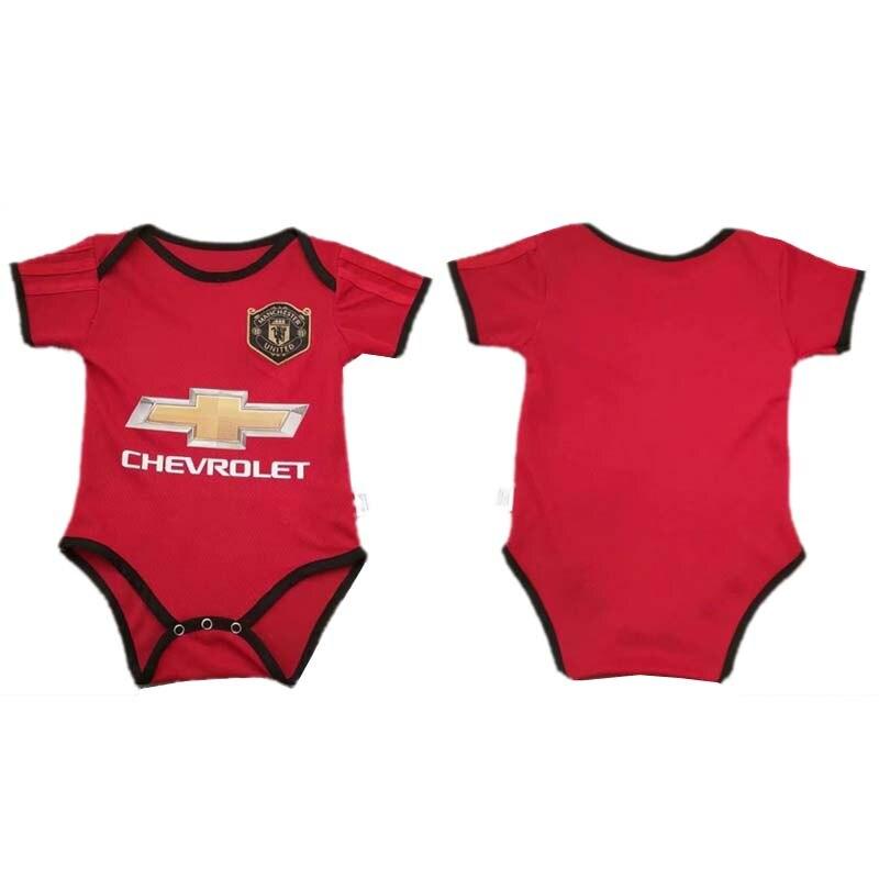 2019 Man U City Chelsea Arsenal Infant Jersey Baby Soccer Jersey Gift