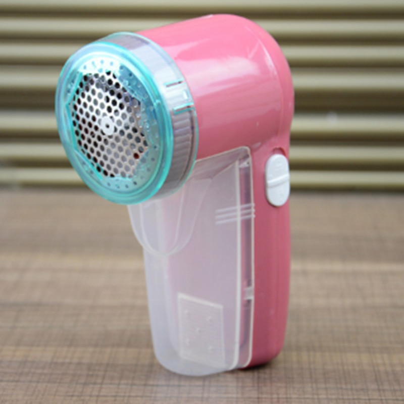 Mini Lint Remover Electric Clothes Fabric Hair Ball Fuzz Pellet Trimmer Machine Home Sweater Shaver Removes Battery Charger New enlarge