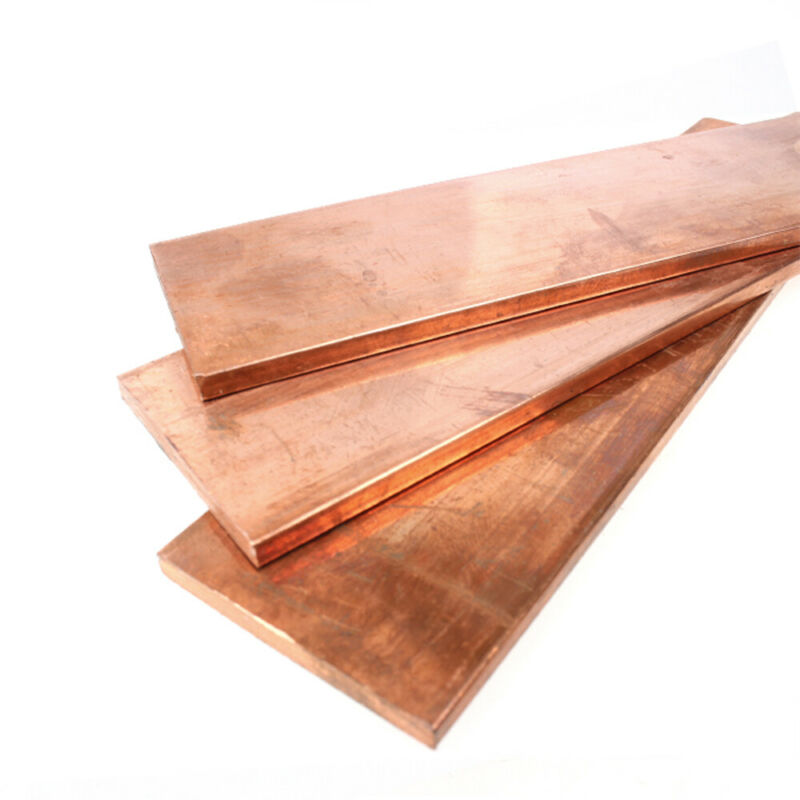 99% high-purity copper tape T2 copper metal plate DIY kit for laminated circuit board pure copper strip thickness 1.5mm, 2mm недорого