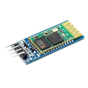 HC-06 Wireless Bluetooth Serial Transceiver Support Module Slave and Master Mode for Arduino + 4PIN Dupont Cable