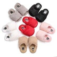Baby Mädchen Sommer Weiche Sohle Schuhe Solide Prinzessin Sandalen Kleinkind Säuglings Prewalkers Baby Sandalen