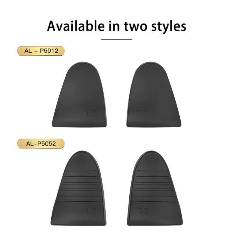 2021 New PS5 Handle Non-slip Extension Button L2 R2 P5 Trigger Button Pair Set UK HOT
