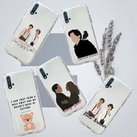 vampire diaries tv show phone case transparent for huawei honor p mate 40 20 30 10 50 i 9 x mate pro lite 8a