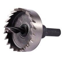 Gran oferta, diente de sierra de agujero HSS, agujero de acero, broca de sierra, herramienta de corte para Metal, aleación de madera, 40mm