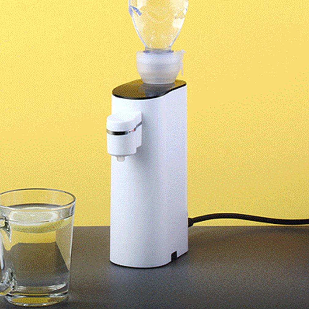 1 Set 110 فولت التدفئة الفورية موزع مياه زجاجة مياه كهربائية مضخة المحمولة سريع الحرارة شرب زجاجة 2100 واط لون عشوائي