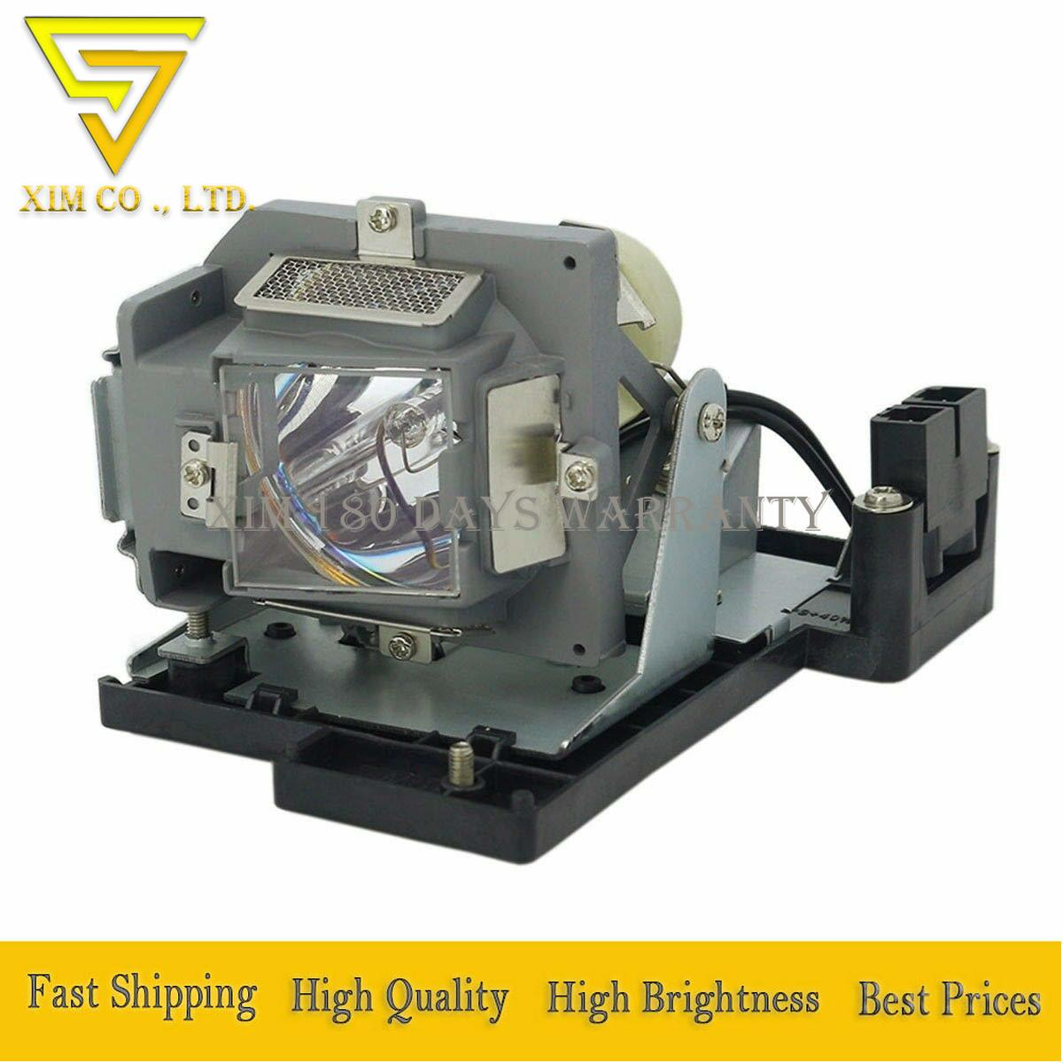 5J.J0705.001 high quality Projector Lamp Bulb with housing Replacement for BENQ HP3325 MP670 W600 W600+ projectors ec jbu00 001 replacement projector bare bulb with housing for acer x110p x1161p x1261p h110p x1161pa x1161n projectors