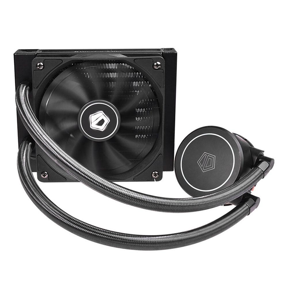 New PC Case Computer Quiet Fan 120mm Water Cooler Integrated CPU Cooling Radiator Heatsink for LGA 1151/2011/AM3+/AM4 Radiator