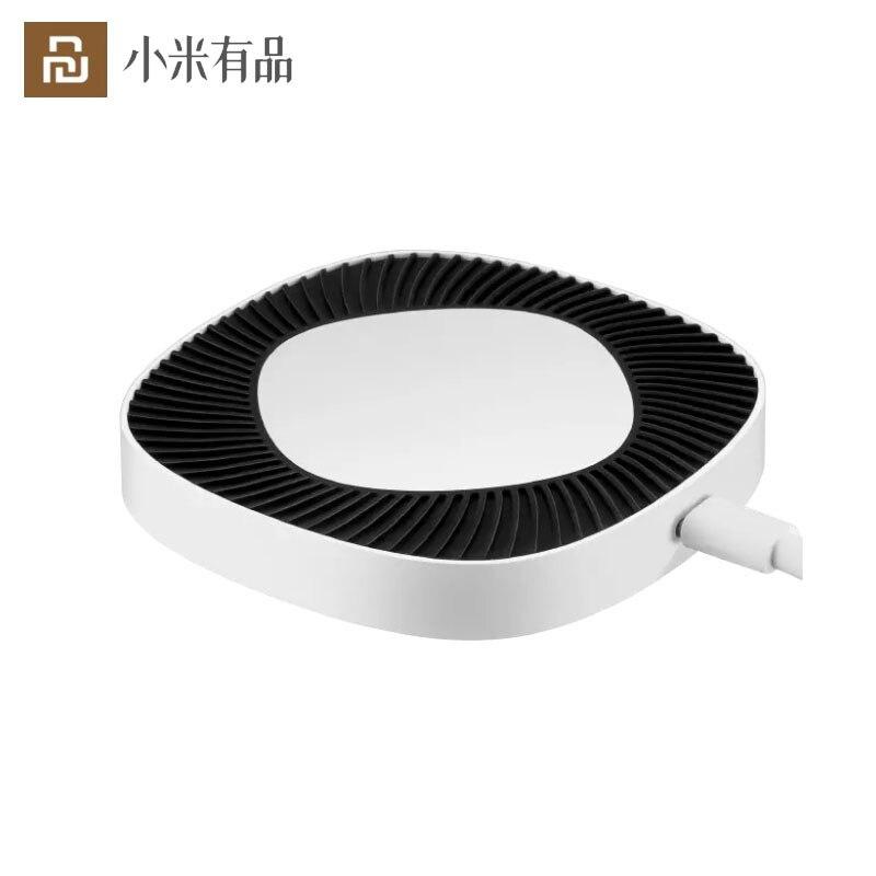 Esteira do Termostato Inteligente sem Fio de Carregamento sem Fio Constante para Uso Original Quente Youpin Xiaoda Copo 18w 55 Constant Temperatura Doméstico
