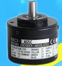 Rotary Encoder Gray Code Binary E6C3-AG5C AG5B 256P / R 360P / R 1024P / R