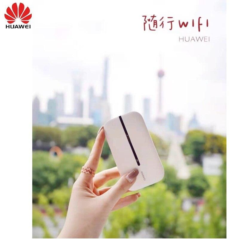 30pcs/carton Huawei E5576-855 4G router Cat4 150Mbps 4G hotspot E5576