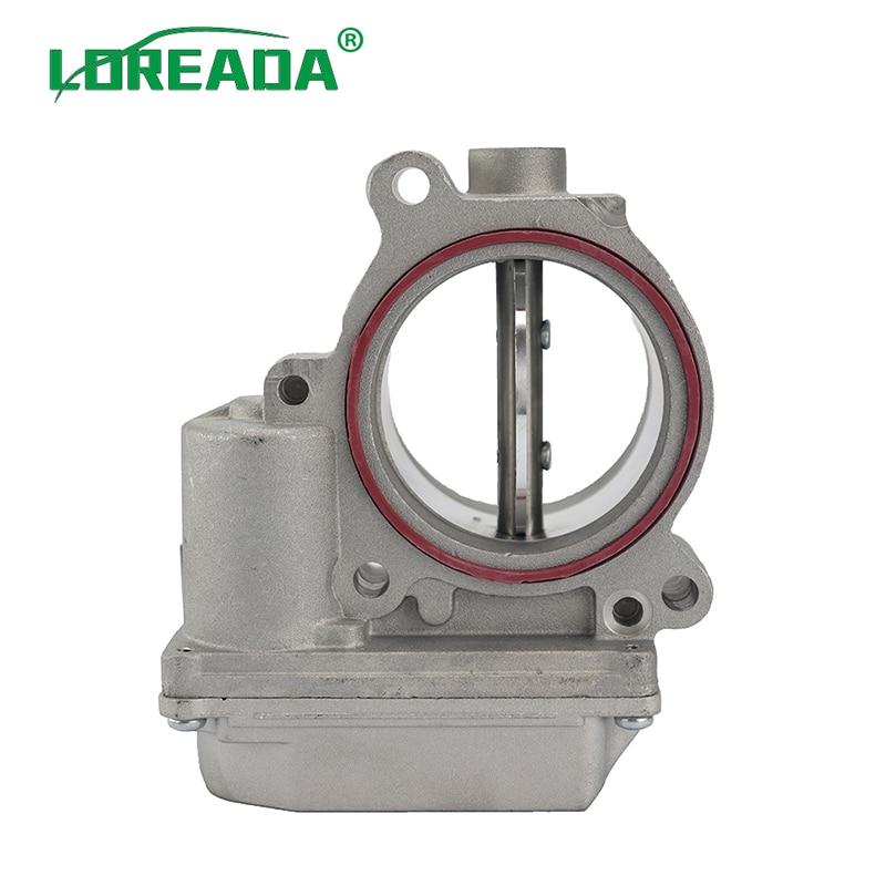 Diesel Electronic Throttle Body 35100-27410 For KIA Carens 06- Ceed 08- Optima Magenis 06-10 HYUNDAI SONATA SANTA 408240641001