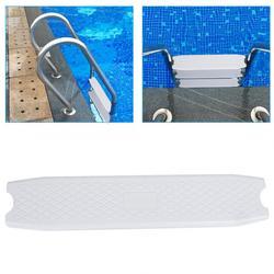 Escadas pedal piscina de plástico anti-deslizamento escadas passo substituição pedal acessório branco pluviometro piscina pedal
