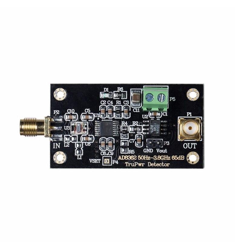 Ad8362 Modul Zu 3,8 Ghz Rf Radio Frequenz Detektor Power Erkennung Rms Detektor Linear Db Ausgang Funktion Demo Board