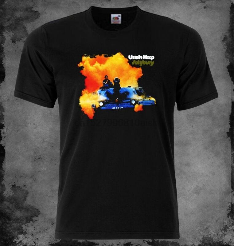 Uriah Heep-Salisbury t-shirt S-M-L-XL-XXL