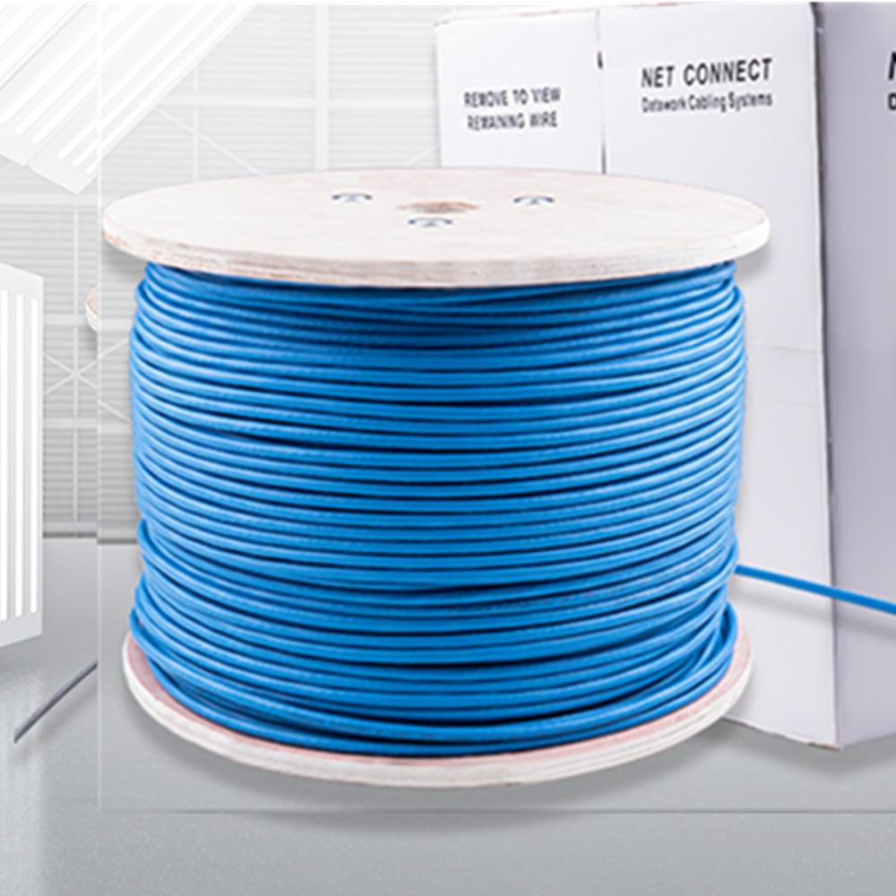 Cable Ethernet RJ45 Cat6 para enrutador de portátil, Conector SFTP, cable lan...