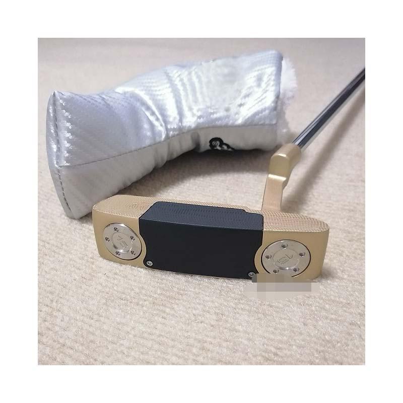 Golf Bar Putter, Golden Putter, Practice Using Putter, Female Putter