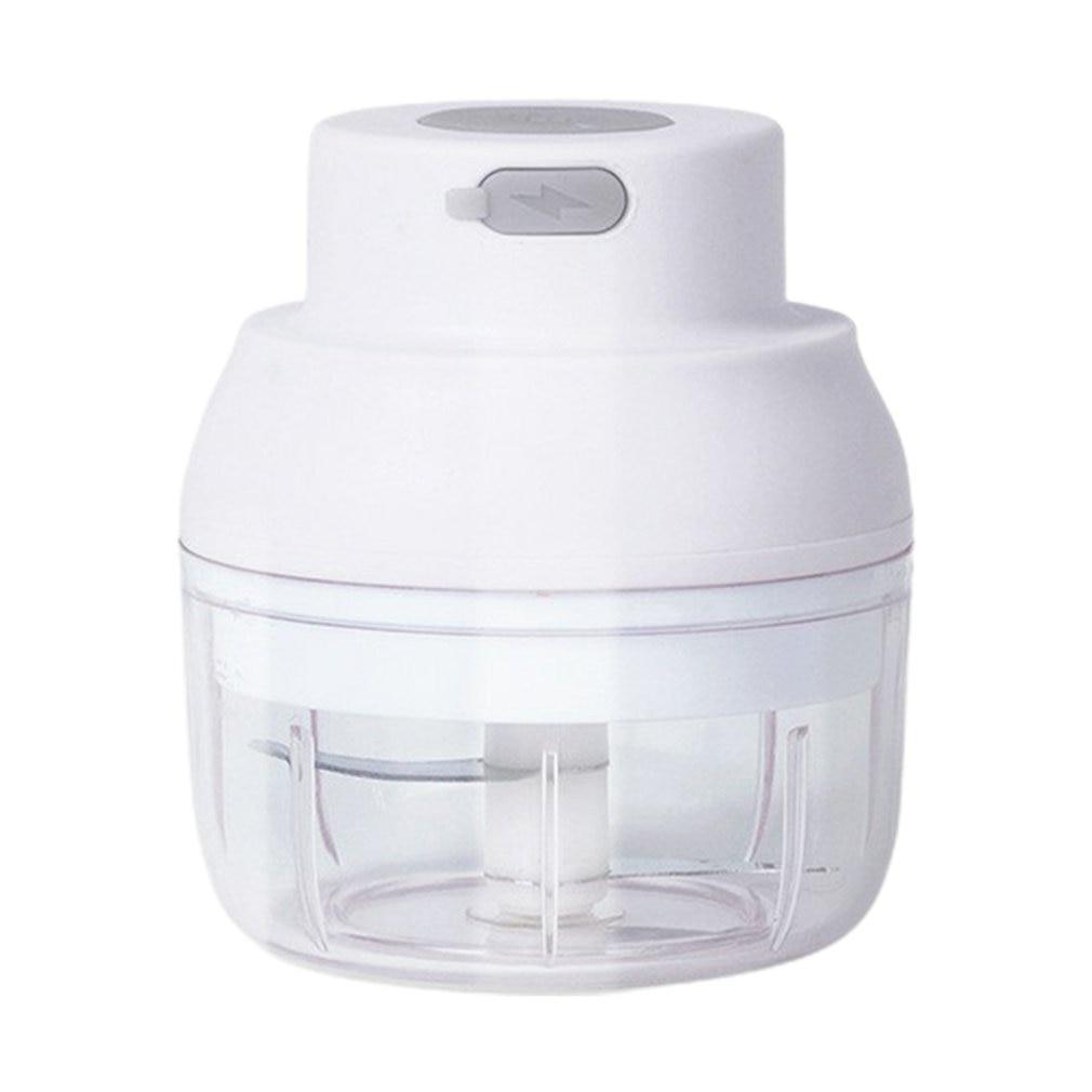 Электрическая мини-дробилка для продуктов, устройство для измельчения овощей для кухни, дробленый чеснок, измельченный имбирь