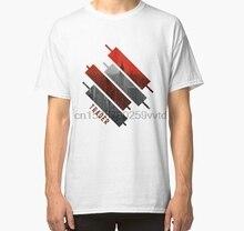 Erkekler tshirt günü Trader Forex şamdan klasik T Shirt kadın T-Shirt tees en