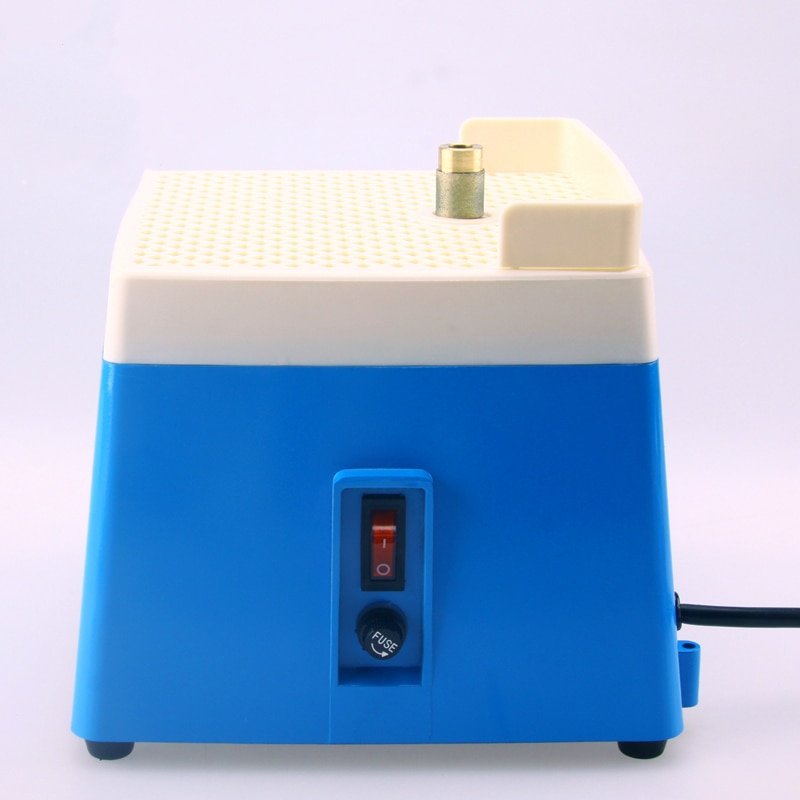 220V Mini diamond grinder small multi-function glass ceramic grinding table DIY hobby edging machine
