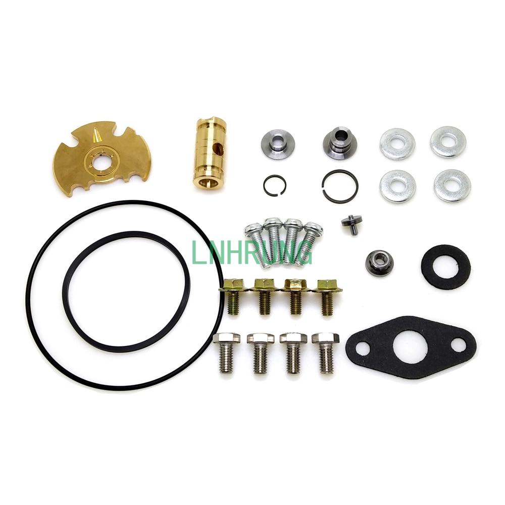 Turbo kit de reparación para Ford Mondeo III 2,0 TDCI 85Kw 115HP Ford Duratorq DI GT1749V 704226, 704226-5007S 1S7Q6K682BH Turbo kits de remodelado
