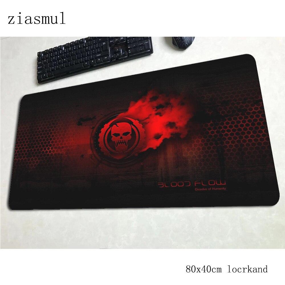 Maldito mouse pad 80x40cm de mousepad anime casa Oficina portátil escritorio mat masa patrón padmouse juegos de pc gamer esteras