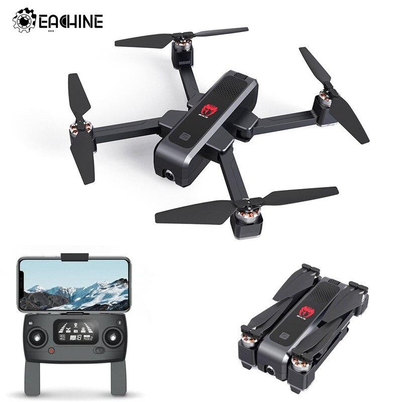 Eachine EX3 GPS 5G WiFi FPV 2K كاميرا البصرية تدفق OLED للتحويل عن فرش طوي RC الطائرة بدون طيار Quadcopter RTF
