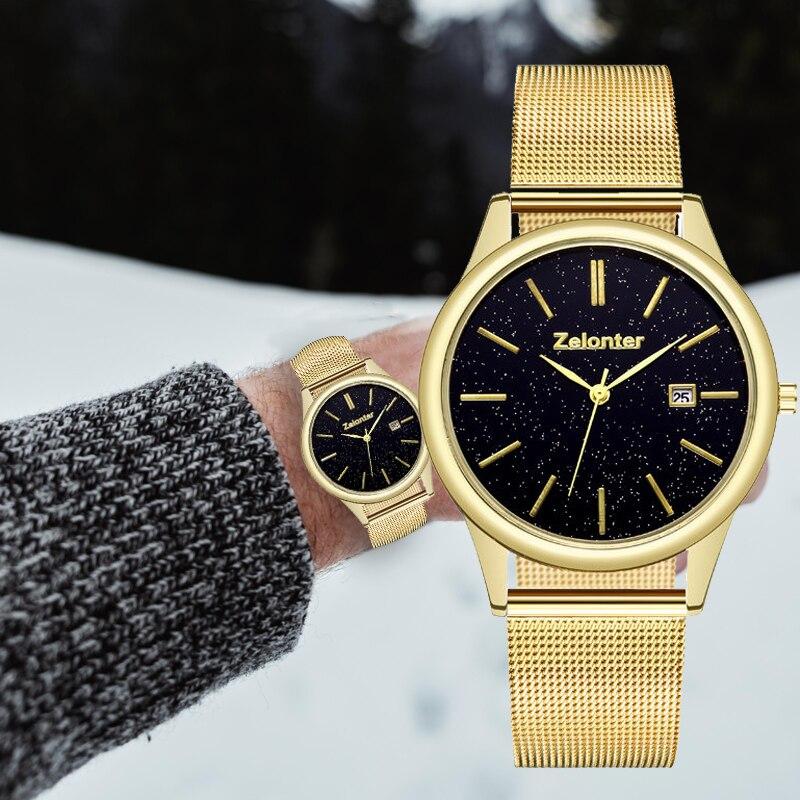 Reloj de pulsera para Hombre, Reloj para Hombre