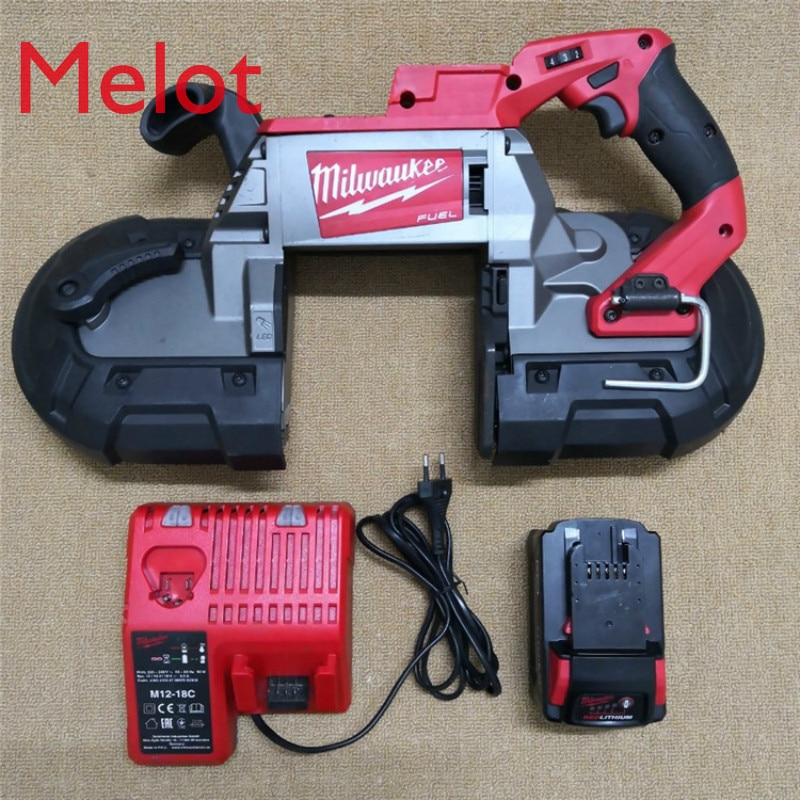Mivoch Imported 18VLithium Battery Brushless Band Saw Impact Drill Wrench Gun Screwdriver Batch Electric Tools Second-hand Parts enlarge
