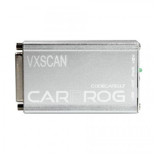Unidad Principal del Firmware V8.21 Carprog versión perfecta completa
