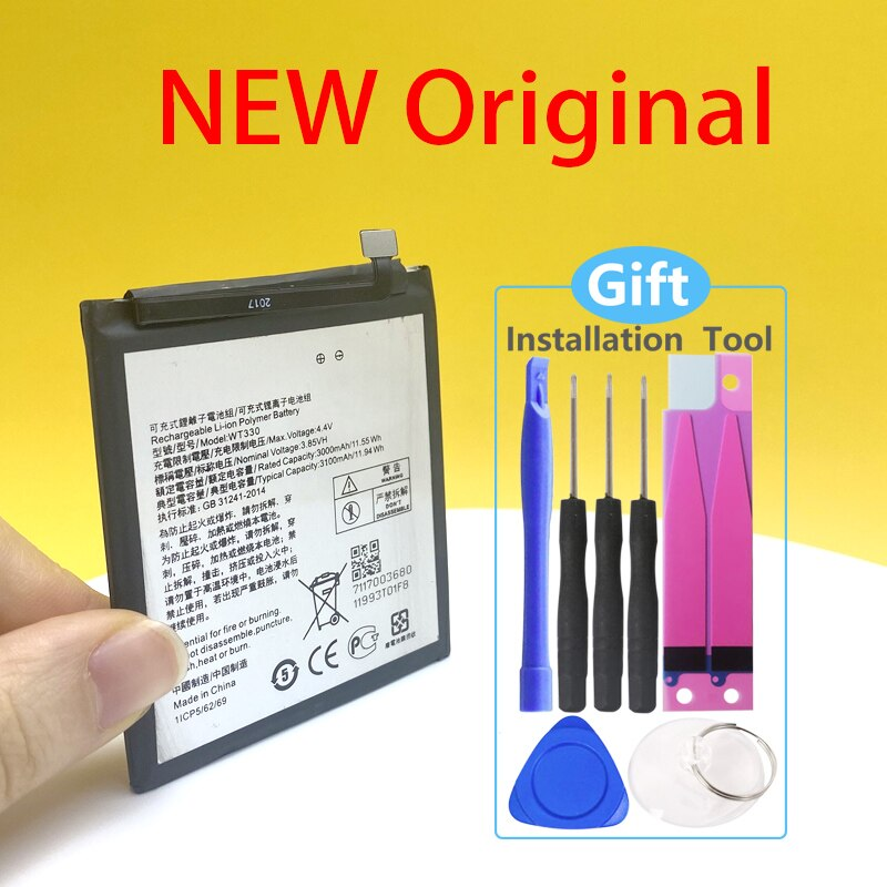 NEW Original WT330 Battery For Nokia 4.2 TA-1184 TA-1133 TA-1149 TA-1150 TA-1157 Mobile Phone + Gift