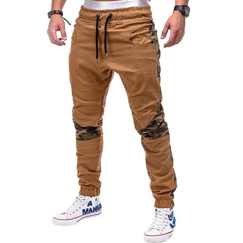 Мужские брюки-карго в стиле милитари, Осенние повседневные облегающие брюки, армейские длинные брюки, джоггеры, спортивные брюки 2021, спорти...