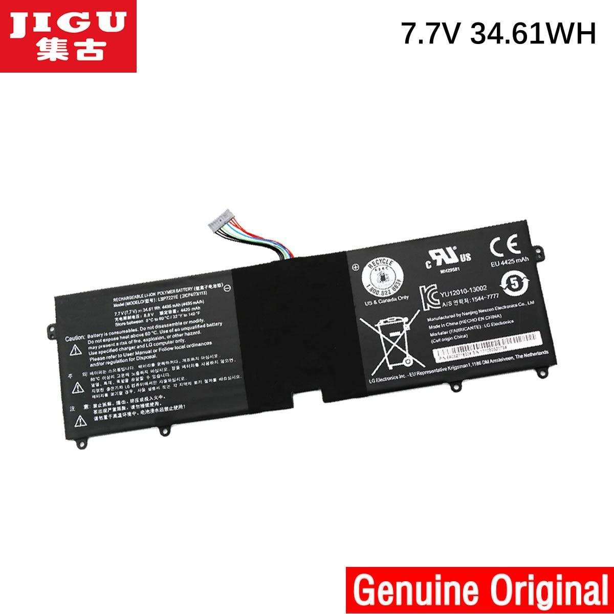 Batería Original para ordenador portátil JIGU LBG722VH EAC62718301 para LG para Gram 15Z950-GT5GK 13Z940-LT1PK 15ZD950-LX10K