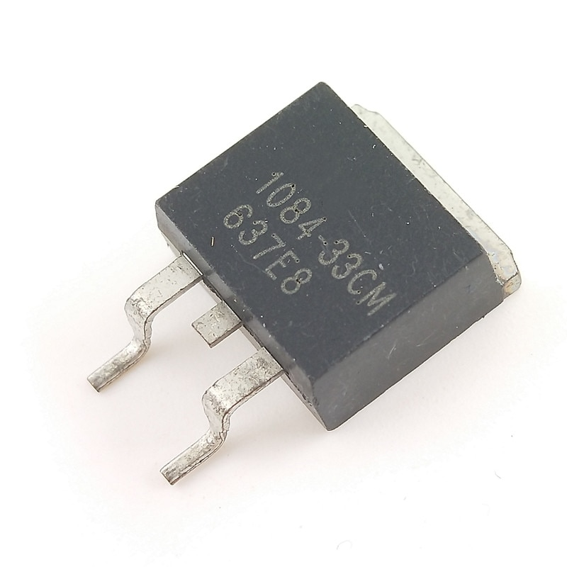10pcs/lot 1084-33  3.3V AIC1084-33CM TO-263 1084-33CM