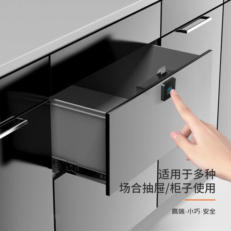 Новый смарт-замок с отпечатком пальца для дома, офиса, школы, кабинета