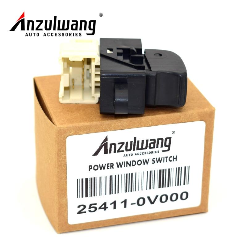 25411-0V000 254110V000 регулятор стеклоподъемника для Nissan Pathfinder R50 Terrano II R20