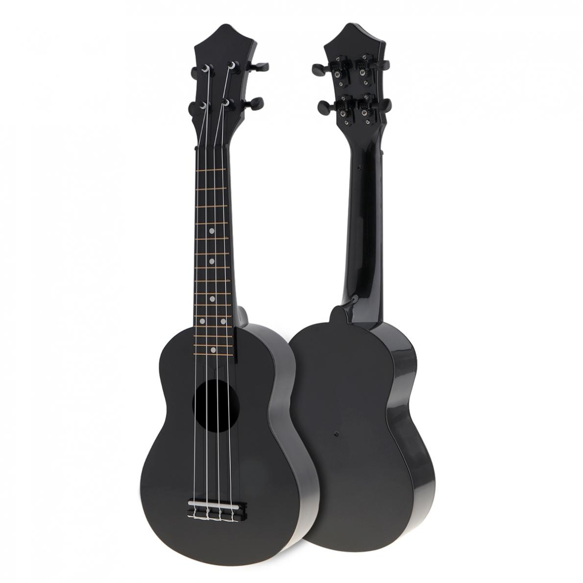 21 Inch High Quality Colorful Acoustic Ukulele 4 Strings Hawaii Guitar Portable Lightweight Instrument for Music Beginner enlarge