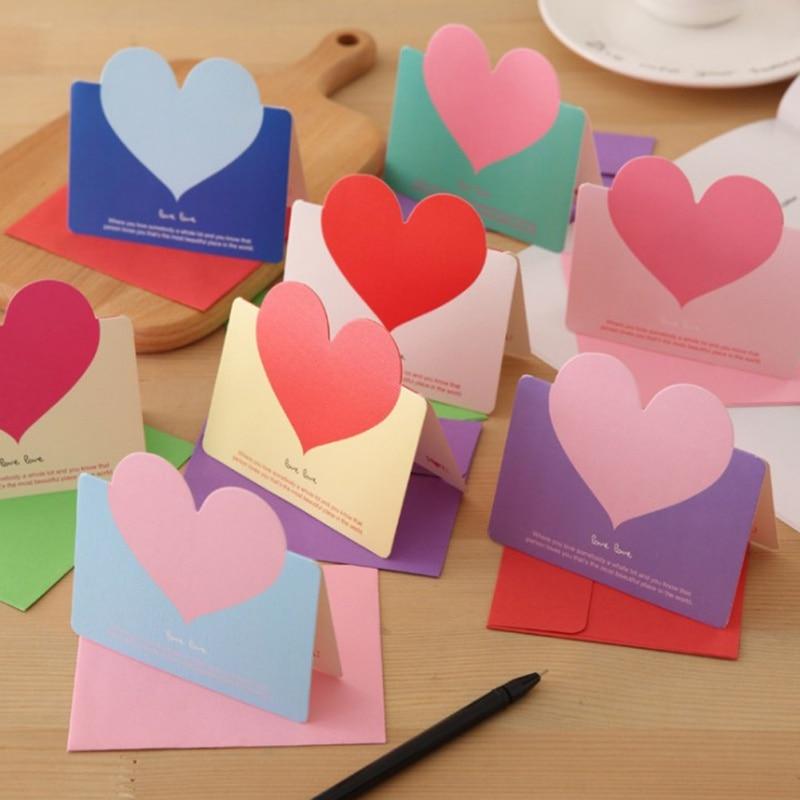 Cartes postales de la saint-valentin 9.8x8.6cm   Cartes postales pour fête de Thanksgiving, soirée dîner mariage, cartes postales pour la famille daffaires