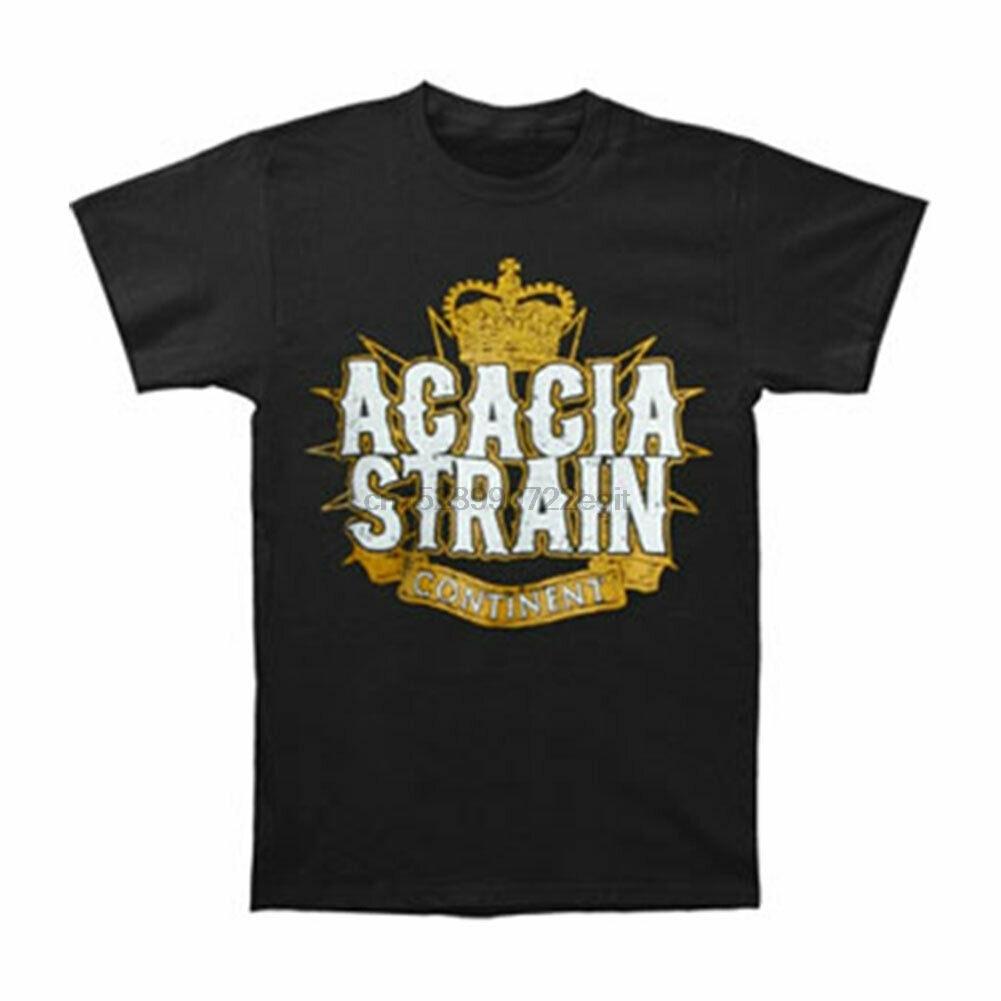 Acacia Strain Boys Crown T-shirt Youth Large Black