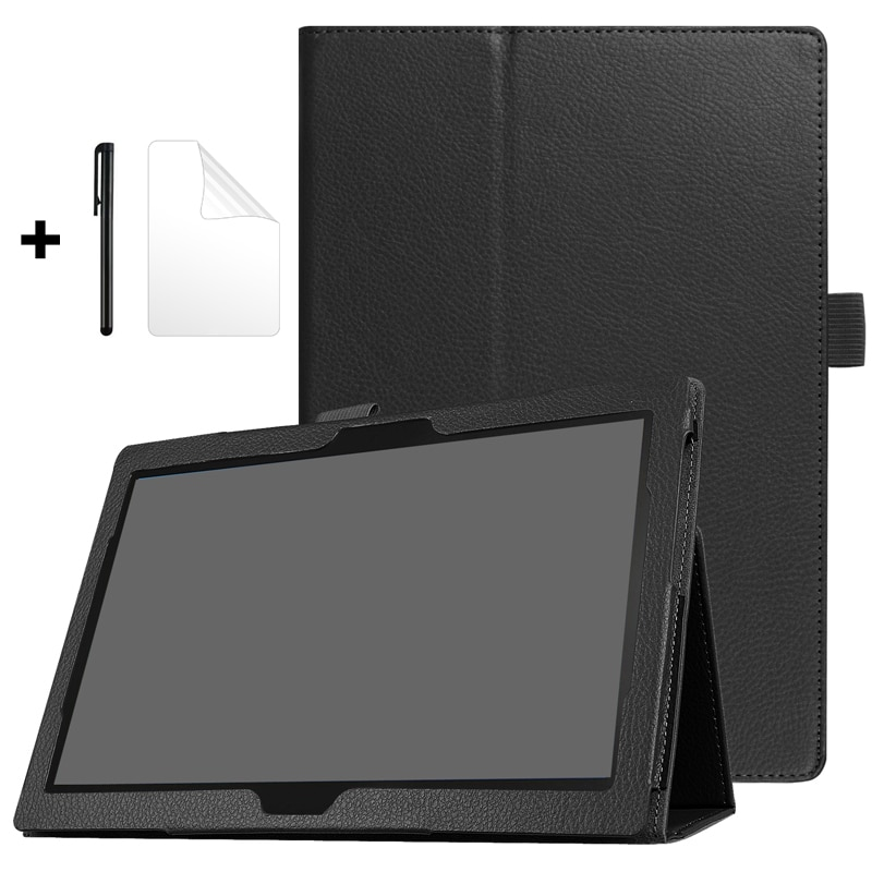 מקרה עבור Lenovo Tab 4 10 M10 בתוספת 10.3 TB-X606F TB-X605 E10 TB-X104F P10 TB-X705 10.1 M8 TB-8505 E8 Tablet מקרה עור מפוצל כיסוי